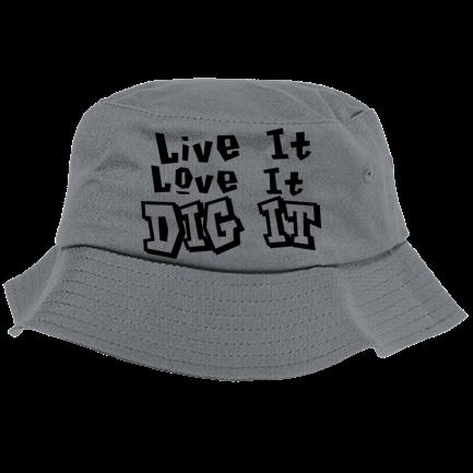46fa73c2 lol - Custom Heat Pressed Bucket Hat - 2050 One Size Fits All DA7E1410AD61A