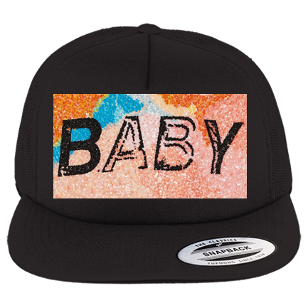 7d564b06d79 BBY Hat - Custom Screen Printed Foam Front Trucker Hat - 6005FF 4E913FF823F9