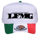 LFMG-NV-MEX LFMG WW MX DISCONTINUED DISCONTINUED Pre Printed Golf Otto Cap 57-107