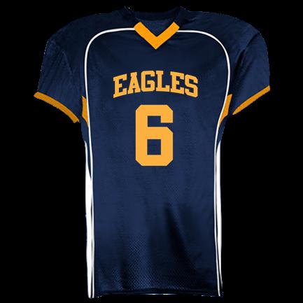 eb63dad0293 eagles - Custom Heat Pressed Youth Tackle Football Jerseys - 1303  0D54AB8A921F