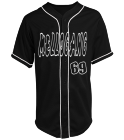 MELLOGANG-69 - Custom Heat Pressed Teamwork Athletic Full Button Baseball Jersey - 1860B 2A86A919E710