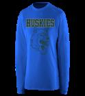 Huskies-basketball AMYISROELCHAI DISCONTINUED Augusta Exa Long Sleeve Crew Shirt - 1080