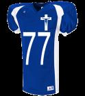 team-Jesus77 Ohio State Adult Football Jersey