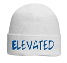 Elevated - Custom Heat Pressed Otto Beanie 82-480 3A9C696BC65A