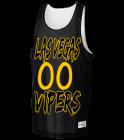 Las-Vegas00VipersVipersHall00 Sportek Adult Reversible Basketball Jersey