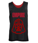 the EMPIRE - Custom Heat Pressed Youth Reversible Wide Shoulder Mesh Jersey-Teamwork Athletic-1480 F93113CB5B65