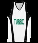 TVBBC0505 DISCONTINUED Girls Wicking Mesh Basketball Jersey - 514