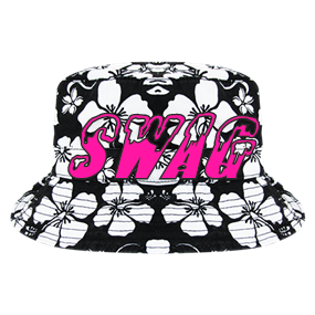 c212e9c1fa4 swag - Custom Embroidered Floral Custom Bucket Hats - 455 97C699CCB7E8