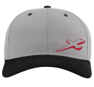 Amen - Custom Heat Pressed Cotton Snapback Two Color Hat - 212 7D1A82A6122E
