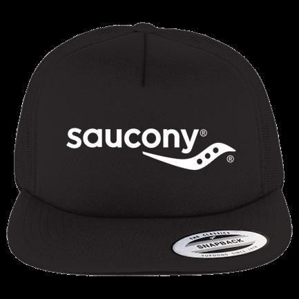 Saucony Foam Trucker Hat - Foam Front Trucker Hat - 6005FF - Custom Heat  Pressed - CustomPlanet.com 7eea0bbbcc4