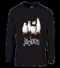 Jackson Gildan Youth Longsleeve T-shirt