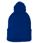 Tcna  - Custom Heat Pressed Pom Pom Knit Beanie - SP15 9B4252BFFCDB
