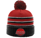 SVYB - Custom Embroidered Custom Knit Pom Beanie - 134 7F3AB4FF94BA