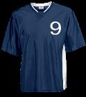 ADAMSKI-ADAu99Tour-Team-Germany- marble Adult Colorblock Raglan Shooting T Shirt