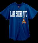 LAKE-SHORE20aUTISMAWARENESSAUTISM20 DISCONTINUED Mesh Baseball Jersey - Augusta - 437