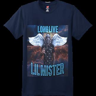 edee02cff Rip Lil Mister 075 Wuga World - Custom Heat Pressed Custom Screen Printed  Hanes T-Shirt - 4980 S C1754D77C49BA