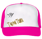 Tama Small left - Custom Heat Pressed Trucker Hat 39-169 FB10E9F07A12
