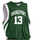 bridgeport - Custom Heat Pressed Youth Basketball Jersey - Reversible Downtown - Teamwork Athletic - 1409 5E8B838769B3