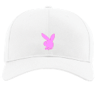 Playboy  - Custom Embroidered Cotton Snapback Two Color Hat - 212 0F058112FA8D