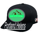 Portland Helens - Custom Heat Pressed Seattle Mariners - Official MLB Hat for Little Kids Softball League 662A700DC01B