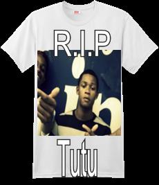 0bcc695b7 R.I.P Tooka-Tooka - Custom Heat Pressed Custom Screen Printed Hanes T-Shirt  - 4980 S 3D36ECA891B8A