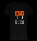 HOOVERBUCS Youth Compression Crew Tshirt