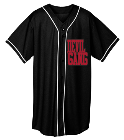 DevilGang-Devil Gang-Gang-Devil-Ouuuu Preshaa - Custom Heat Pressed Adult Full Button Wicking Mesh Jersey  - 593 5BEB6009BC23