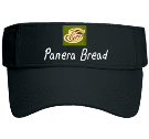 Panera Bread  - Custom Embroidered Sun Visors Otto Cap 60-778 EEFEF568A395