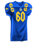 Greeks PR - Custom Heat Pressed Adult Football Uniforms Express Shipped - 1353 4925AC57482D