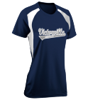 vvall yankees sb - Custom Heat Pressed Womens Softball Tee Torrent Tech - 1043 01CA767F2646