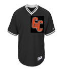 santana Youth White Sox Two-Button Jersey - White Sox-MAIY83