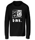 devon-get-the-tables-camiseta- Clika shit Youth Long Sleeve T-Shirts