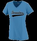 Brown-Bank Ladies Wicking T-Shirt