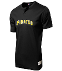 Chandler-24 - Custom Heat Pressed Pirates MLB 2 button Youth Jersey  - MLB181 5C02B709419E