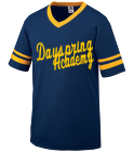 DayspringAcademySHIRES19 Old School Youth Football Fan Jersey