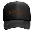 barney butter - Custom Screen Printed Mesh Trucker Hat 32-467 4AFE9A989AD0