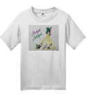 Extravaganza 18-19 Shirt White - Custom Screen Printed Fruit of the Loom Youth Heavy Cotton Tee 3930B 03F953208FCF