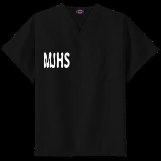 HOSA - Dickies Medical Scrubs - 0636DL - Custom Embroidered -  CustomPlanet.com