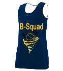 BSquadSchlegel55 Ladies Reversible Sleeveless Jersey