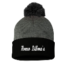 Romeo DiBona's - Custom Heat Pressed Pom Pom Knit Beanie - SP15 23F154277D18