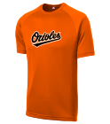 E.L. Painting-00 - Custom Heat Pressed Orioles Adult MLB Replica T-Shirt - 5300 5C662A591B0B