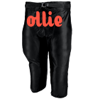 ollie Youth Football Pant  - 640BSL