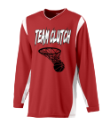 TEAM CLUTCH-MIKEY  - Custom Heat Pressed Youth Sports Uniforms & Custom Team Warmups 45B05290E1E3