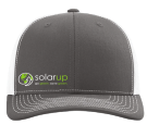 SolarUp 2 - Custom Heat Pressed Cotton Twill Mesh Snapback - 112 36FFD7AB8039