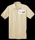 church Ultra Cotton-6.5-Ounce Pique Knit Sport Shirt