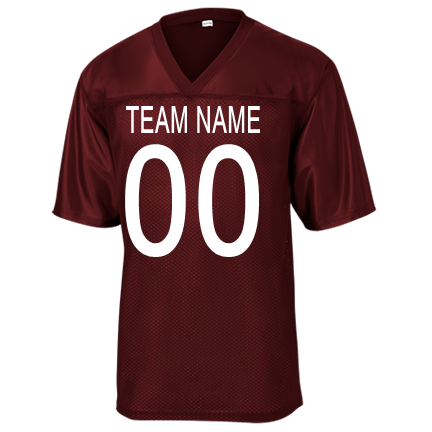 5d7ab5f0a TEAM NAME-00-YOUR NAME-00 - Custom Heat Pressed Mens Replica Football Jersey  - ST307 830B965D9EF7