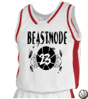 Beastmode23 DISCONTINUED Womens Basketball Jersey - Jammer Series - Teamwork Athletic - 1439
