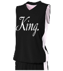 Caballero15061818MrKing Its a nabor thingDonk00 Women's 2-Color Reversible Basketball Jersey