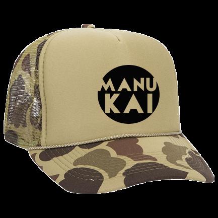 3a960546 manukai camo - Custom Heat Pressed Camoflauge Hat Otto Cap 49-158  E920A4505A75