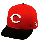 Ayden - Custom Heat Pressed Cincinnati Reds - Official MLB Hat for Little Kids Leagues 19ADA7679256
